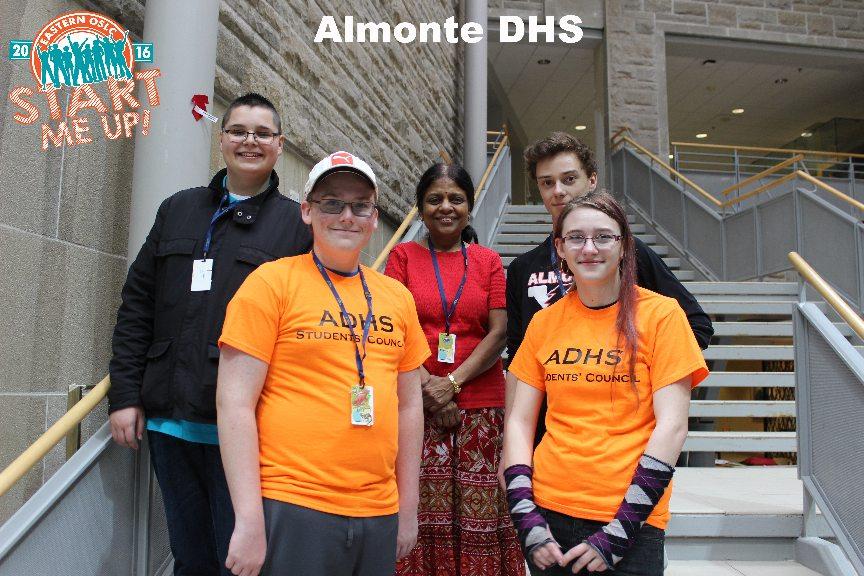 Almonte school